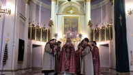 Armenian Apostolic Church celebrated the Holy Cross Feast