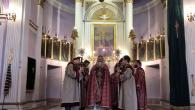 Ermeni Apostolik Kiliseleri'nde Kutsal Haç'ın Bulunuşu Bayramı Kutlandı