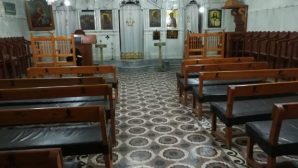 The Virgin Mary Greek Orthodox Church in Antioch enters into the restoration