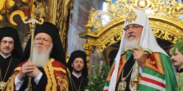 İstanbul Patrikhanesi: Moskova'ya Direneceğiz