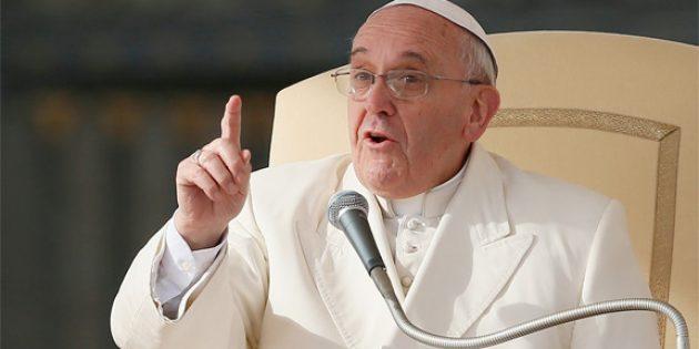 """Papa Françesko: """"Çok Utanç Verici Bir Durum"""""""