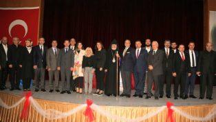 Ermeni Genel Patrik Vekili Aram Ateşyan, Hatay'daki 'Birlikte Yaşamak' Paneline Katıldı