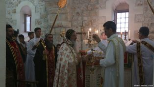 "Papaz Gabriel Aktaş, ""Horoyo"" Mevkisine Yükseldi"