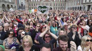 İrlanda'da 'İnanca Hakaret Yasası'nın Kaldırılması İçin Referandum Yapıldı