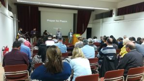 Northern and Southern Cypriots Gathered in One Heart