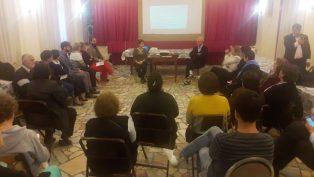 İskenderun'da Meryem'in Şehri'nde 'Azizlik' Konuşuldu