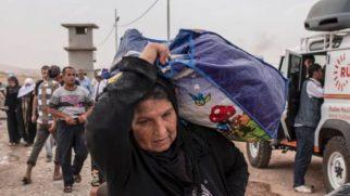 70 Bin Hristiyan Musul'a Geri Döndü