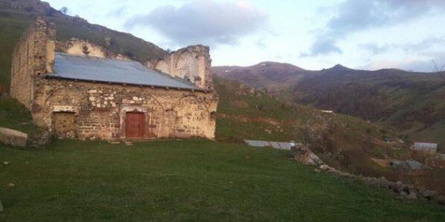 Ordu'da Bulunan Semen Kilisesi Turizme Kazandırılacak