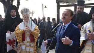 Silivri Belediyesi, Ortodokslara Ev Sahipliği Yaptı