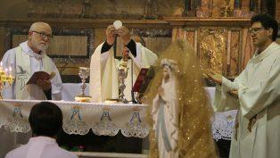 Meryem Ana'nın Lekesiz Varoluşu Bayramı Kutlandı