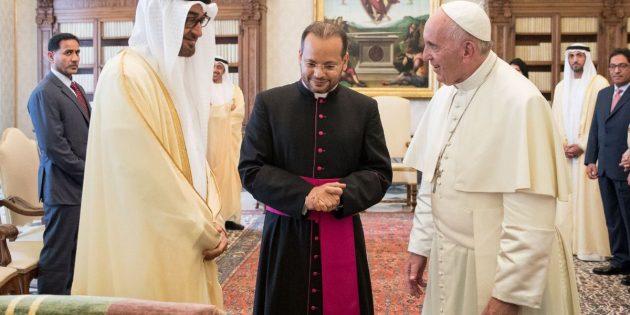 Papa Françesko, Arap Yarımadasını Ziyaret Edecek İlk Papa Olacak