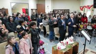Christmas celebration in Diyarbakir