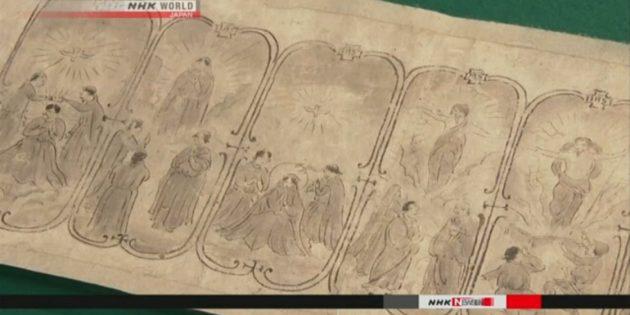 Japonya'da Erken Dönem Hristiyanlarına Ait Kayıtlar Bulundu