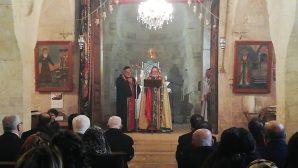 Mesih'in Doğuşu Mardin'de Kutlandı