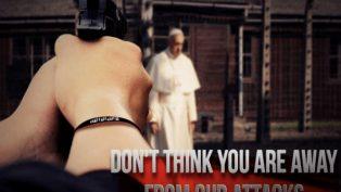 IŞİD'den Papa'ya Yine Tehdit