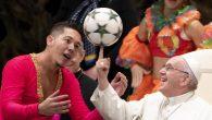 Vatikan Alışılmışın Dışında Konuklar Ağırladı