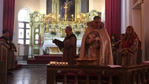 Kadıköy Surp Levon Ermeni Katolik Kilisesi'nde Epifani Bayramı Kutlandı