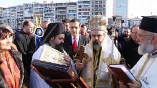 İzmir'de Yaşayan Ortodokslar 'Denize Haç Atma' Bayramı'nda Buluştu
