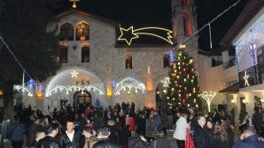 Christmas Celebrations In The Catholic And Orthodox Churches In Antioch