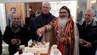 İskenderun Süryani Katolik Kilisesi'ndeki Noel Ayininde 'Tanrı Sevgidir' Vurgusu