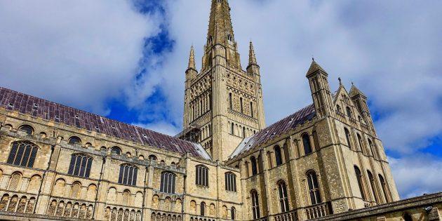 İngiliz Kilisesi'nden Etkinlik Kulesi