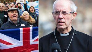 Başpiskopos Welby: Brexit En Çok Yoksulları Etkileyecek