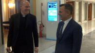 Türkiye'nin Vatikan Büyükelçiliği'ne Atanan Göktaş Roma'ya Gitti