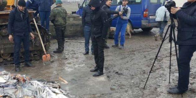 Tacik Yetkililer Kilise Takvimlerini Yaktı
