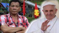 "Duterte: ""Katolik Kilisesi Reforma Gitmelidir"""