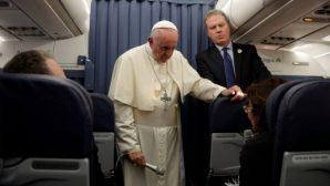 """Papa Françesko: """"Bu Soruna Bir Çözüm Bulmak Zorundayız"""""""