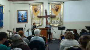 Horror & Trust and Rejection Seminar Organized in KUT Church