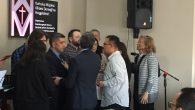 Kurtuluş Müjdesi Kilisesi Derneği Düzenlenen Ayin ile Açıldı