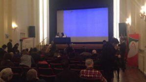 İtalyan Kültür Derneğinde 'Tehlikeyle Geçen Yaşamlar' Konferansı Düzenlendi