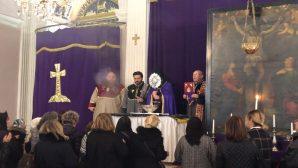 Türkiye Ermeni Apostolik Kilisesi Büyük Oruç Dönemine Girdi