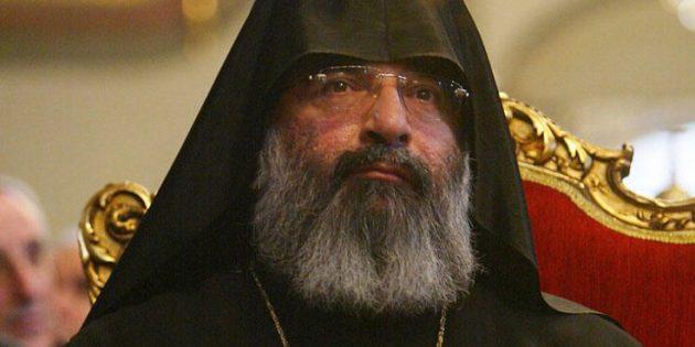 TeK ve Kitab-ı Mukaddes Patrik II. Mesrob Mutafyan İçin Baş Sağlığı Mesajı Yayınladı