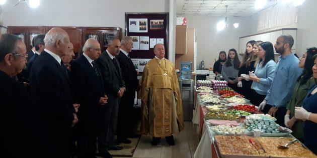 İskenderunlu Ortodokslar, Peynir Karnavalında Bir Araya Geldi