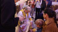 Ermeni Katolik Kilisesi'nde Ayak Yıkama Ayini