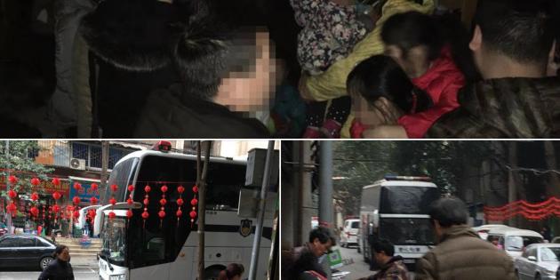 Çin'de 50 Protestan Kilisesi Üyesi Tutuklandı