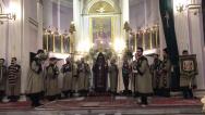 İstanbul'da Ermeni Apostolik kilisesi Diriliş Bayramı'nı Kutladı