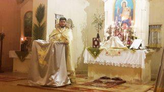İskenderun Ermeni Kilisesi'nde Zeytin Dalı Bayramı 'Zağgazart' Coşkusu