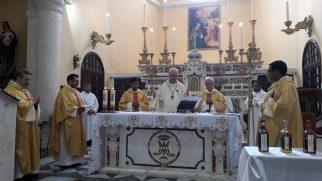 İskenderun'da, Yağların 'Kutsama Ayini' Gerçekleştirildi