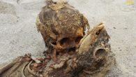 Antik Kentte Çocuk Kurban Etme Geleneğinin İzlerine Rastlandı