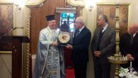 İskenderun Aziz Nikola Ortodoks Kilisesi Pederi Dimitri Yıldırım İçin 30. Yıl Kutlaması Yapıldı