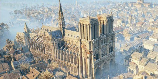 Notre Dame Katedrali İçin Restorasyon Projesi Oluşturuldu
