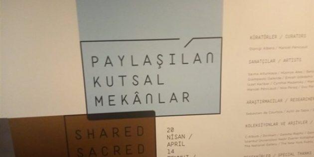 """""""Paylaşılan Kutsal Mekânlar"""" Depo İstanbul'da"""