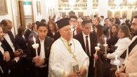 İskenderun'da Diriliş Bayramı Coşkusu 'Mesih Kam' Söylemleriyle Doruğa Ulaştı