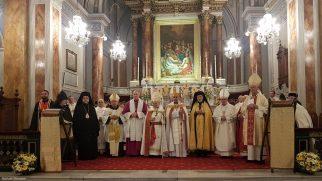 Başepiskopos Garmou'nun Resmi Göreve Başlama Ayini İstanbul'da Yapıldı