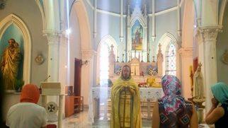 Rus Ortodoks Kilisesi İzmir'de İlk Ayinini Gerçekleştirdi