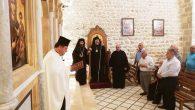 Episkopos Kostantin Kayyal Hataylı Ortodokslarla Bir Araya Geldi