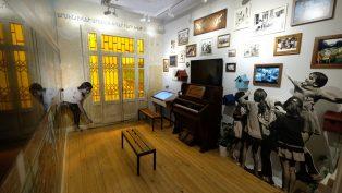 Hrant Dink Hafıza Mekânı Ziyaretçilerini Bekliyor
